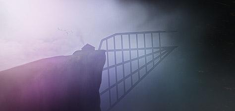 Bridging the Unknown - Digital Art by Matthias Zegveld