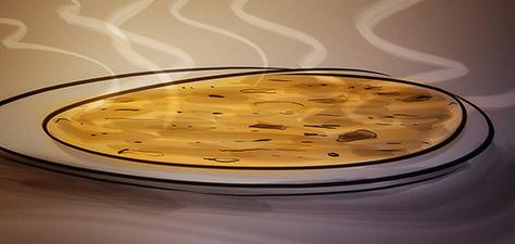 Delicious Pancake - Digital Art by Matthias Zegveld