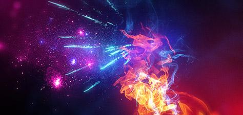 Fire of Glory - Arte Digital de Matthias Zegveld