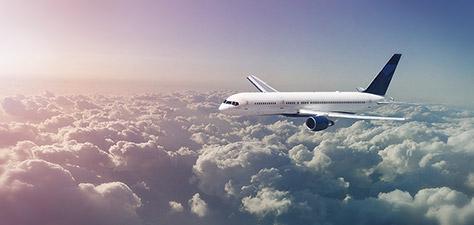 Flight 715 - Digitale Art door Matthias Zegveld