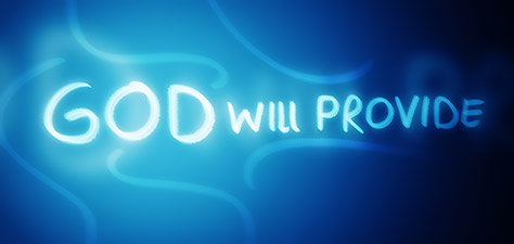 God Will Provide - Digital Art by Matthias Zegveld