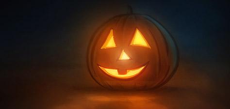Halloween Pumpkin - Digital Art by Matthias Zegveld