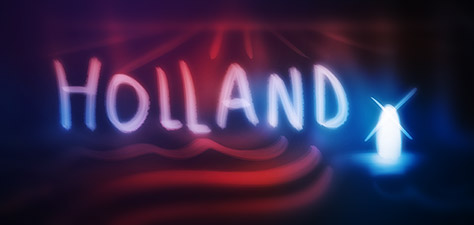 Holland - Digital Art by Matthias Zegveld