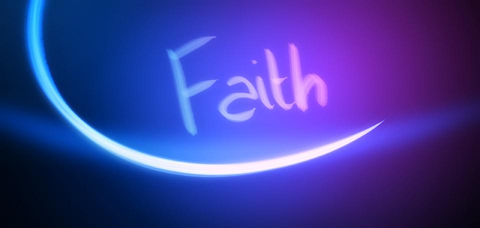 I'll Give You Faith - Digital Art by Matthias Zegveld
