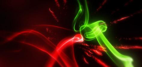 Symphony of Love - Digitale Art von Matthias Zegveld