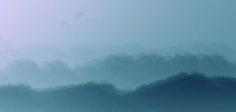 The Breaking of Dawn - Digital Art by Matthias Zegveld