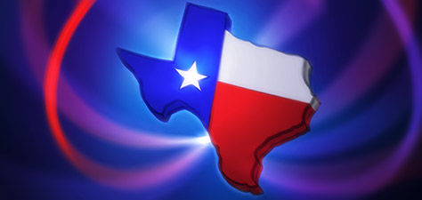 The Great State of Texas - Digital Art by Matthias Zegveld