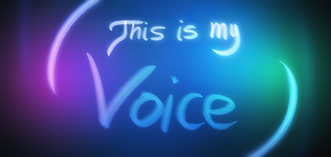 This Is My Voice - Digital Art by Matthias Zegveld