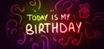 Today Is My Birthday - Digitale Art door Matthias Zegveld