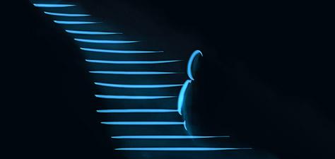Nous Nous Rapprochons - Arte Digital de Matthias Zegveld