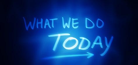 What We Do Today - Digital Art by Matthias Zegveld