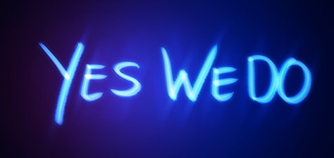 Yes We Do - Digital Art by Matthias Zegveld