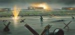 Battle of Normandy - Digital Art by Matthias Zegveld