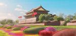 Beautiful Beijing, China - Digital Art by Matthias Zegveld