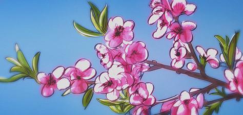 Blossoms of Spring - Digital Art by Matthias Zegveld