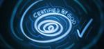 Certified by God - Digital Art by Matthias Zegveld