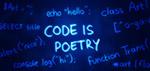 Code Is Poetry - Digital Art by Matthias Zegveld