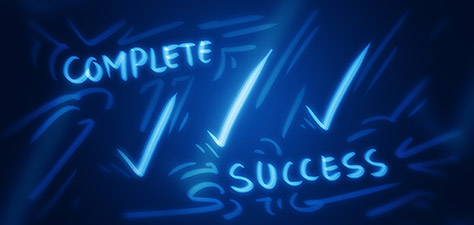 Completion Is the Key to Success - Digital Art by Matthias Zegveld