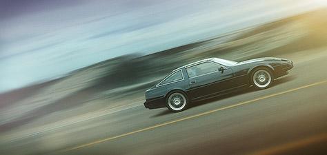 Cruising the Highway - Digital Art by Matthias Zegveld