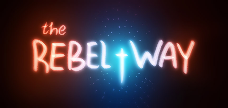 Do It the Rebel Way - Digital Art by Matthias Zegveld
