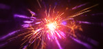 Explosion of Light - Digital Art by Matthias Zegveld