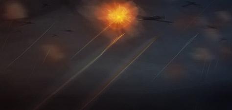 Flak Air Defense - Digital Art by Matthias Zegveld