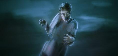 Like Some Kind of Zombie - Digital Art by Matthias Zegveld