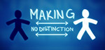 Making No Distinction - Digital Art by Matthias Zegveld