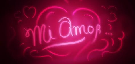 Mi Amor - Digital Art by Matthias Zegveld