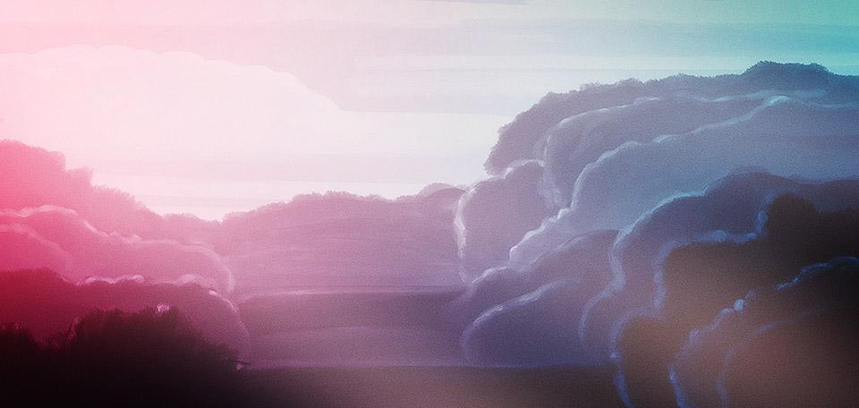 Morning Sun - Digital Art by Matthias Zegveld