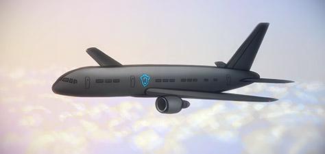 My Own Airplane - Digital Art by Matthias Zegveld