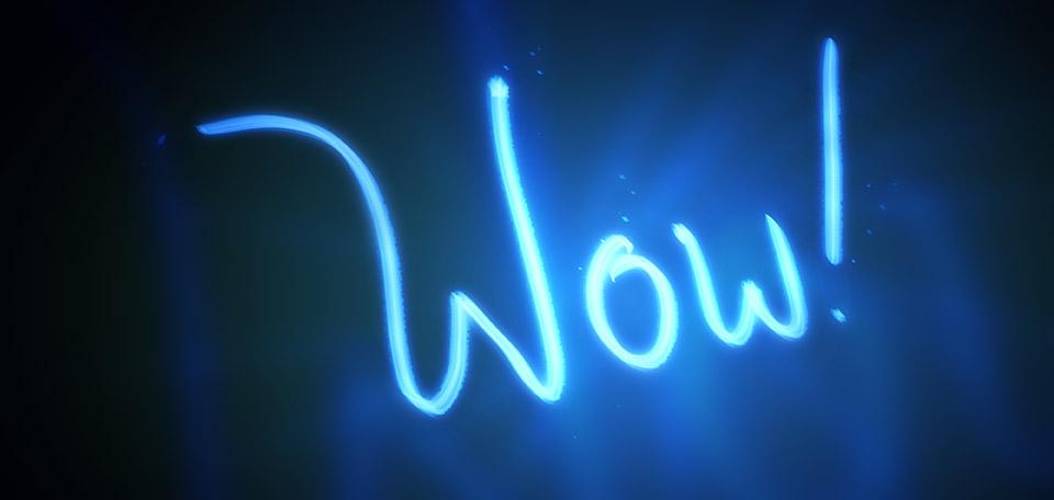 The Wow Effect - Digital Art by Matthias Zegveld