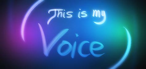 This Is My Voice - Digital Art by Matthias Zegveld
